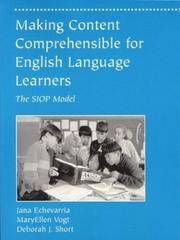 Making Content Comprehensible for English Language Learners: The Siop Model