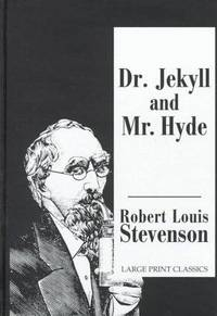 image of Dr. Jekyll and Mr. Hyde (Transaction Large Print Books)