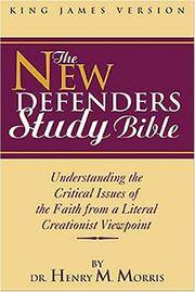 KJV New Defenders Study Bible