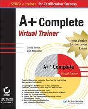 A+ Complete Virtual Trainer