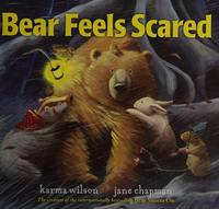 BEAR FEELS SCARED ONLY (NOT A SE