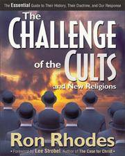 image of Challenge of the Cults and New Religions, The