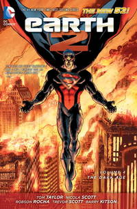 image of Earth 2 Vol. 4: The Dark Age (The New 52) (Earth 2: The New 52!)