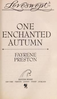 ONE ENCHANTED AUTUMN (Loveswept)