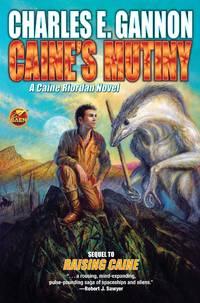 Caine's Mutiny - Caine Riordan vol. 4