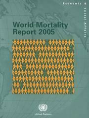 World Mortality Report 2005