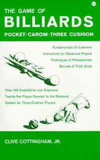 Game of Billiards: Pocket-Carom-Three Cushion