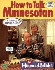 image of How to Talk Minnesotan: A Simple Audio Guide
