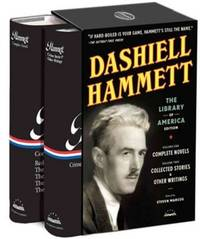 Dashiell Hammett: The Library of America Edition: (Two-volume boxed set) by  Dashiell Hammett - Hardcover - from Mega Buzz Inc and Biblio.co.uk