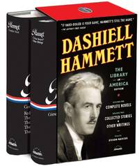 Dashiell Hammett: The Library of America Edition: (Two-volume boxed set) by  Dashiell Hammett - Hardcover - 2013 - from BookVistas and Biblio.co.uk