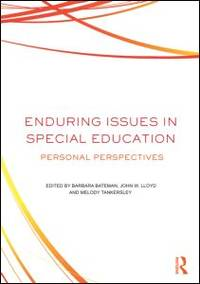 ENDURING ISSUES IN SPECIAL EDUCATION