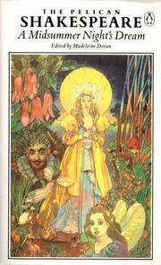 image of A Midsummer Night's Dream (The Pelican Shakespeare)