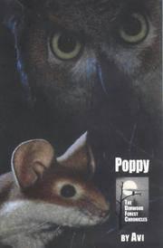 Poppy (Dimwood Forest S.)