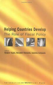 Helping Countries Develop: The Role Of Fiscal Policy