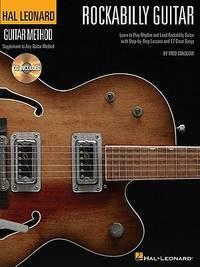 Hal Leonard Rockabilly Guitar Method (Hal Leonard Guitar Method)