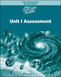 Open Court Reading: Unit 1 Assessment Blackline Masters Level 5 by  WrightGroup/McGraw-Hill - Paperback - from HawkingBooks and Biblio com