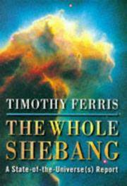 The Whole Sherbang - a State of the Universe(s) report