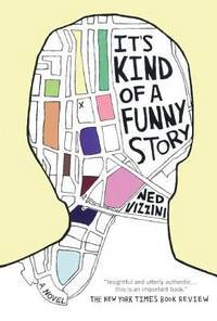 image of It's Kind Of A Funny Story (Turtleback School_Library Binding Edition)