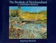 Beothuk of Newfoundland a Vanished People