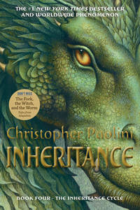 Inheritance (The Inheritance Cycle Book 4) by  Christopher Paolini - from Better World Books  and Biblio.com