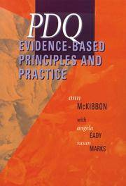 PDQ Evidence-Based Principles and Practice Ann