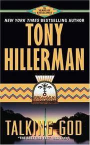 Talking God (Jim Chee Novels) Hillerman, Tony