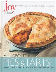 image of Joy of Cooking: All About Pies and Tarts (Joy of Cooking All About Series)