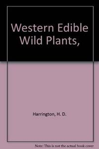 Western Edible Wild Plants,