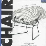 The Chair: An Appreciation