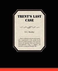 image of Trent's Last Case