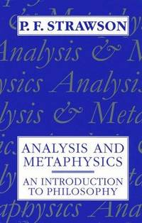 an introduction to the analysis of philosophy An introduction to logic, critical thinking and arguments in philosophy   published at a preface to philosophy, logic and human existence volume 1   an analysis of the philosophical fundations of behaviouralism & consrtuctivism.