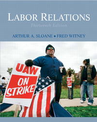 Labor Relations (13th Hardcover Edition)