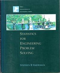 image of Statistics for Engineering Problem Solving (Pws Foundations in Engineering)