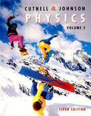 image of Physics, Volume 2, 5th Edition