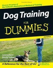 image of Dog Training For Dummies
