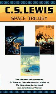 image of Space Trilogy: Out of the Silent Planet; Perelandra; That Hideous Strength