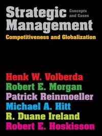image of Strategic Management: Competitiveness_Globalisation: Concepts_Cases