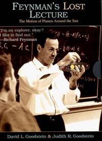 Feynman's Lost Lecture: The Motion of Planets Around the Sun (set with CD)