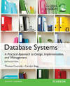 image of Database Systems: A Practical Approach to Design, Implementation, and Management: Global Edition