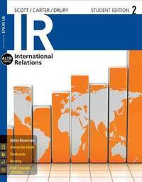 IR (with CourseMate, 1 term (6 months) Printed Access Card) (New, Engaging Titles from 4LTR Press) by  A. Cooper  Ralph G.; Drury - Paperback - 2015-01-01 - from Universal Textbook (SKU: SKU0042180)