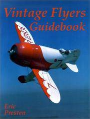 Vintage Flyers Guidebook by  Eric Presten - Paperback - Not Indicated - 2000 - from Michael Diesman (SKU: 050732)