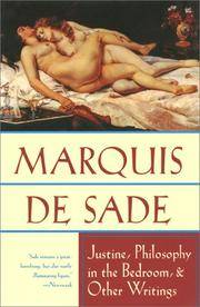 Justine, Philosophy in the Bedroom and Other Writings