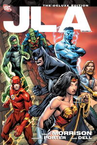 JLA: The Deluxe Edition, Vol. 2 by  Grant Morrison - Paperback - abridged edition - 2012-07-17 - from M and N Media and Biblio.co.uk