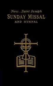 Saint Joseph Sunday Missal