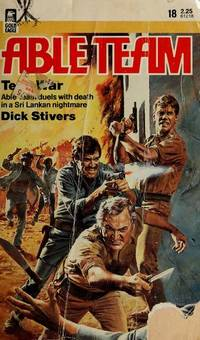 ABLE TEAM (#18 Tech War) by  Dick Stivers - Paperback - 1st Edition - 1985 - from Cheryl's Book Nook and Biblio.com