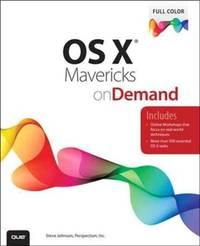 OS X Mavericks onDemand (online access included)