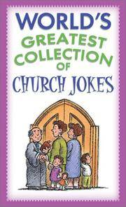 World's Greatest Collection of Church Jokes