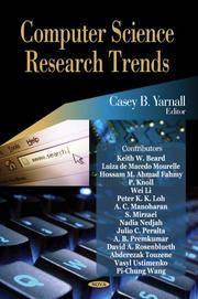 Computer Science Research Trends