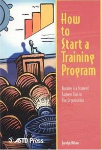 How to Start a Training Program: Training is a Strategic Business Tool in Any Organization