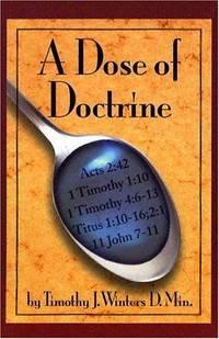 A DOSE OF DOCTRINE